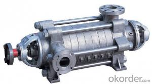 D series Horizontal Multistage Centrifugal Pump