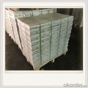 MG9984 Magnesium Alloy Ingot Plate Good Quality Ingot