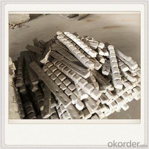 9980 Magnesium Alloy Ingot Plate Good Quality Ingot