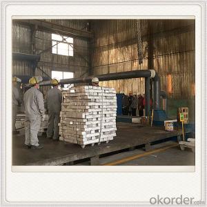 9995 Magnesium Alloy Ingot Plate Good Quality Ingot