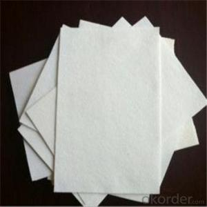 1260 Ceramic Fiber Paper Insulation Paper For Motor Winding