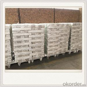 Mg99.93 Magnesium Alloy Ingot Plate Good Quality Ingot