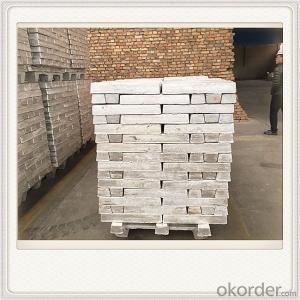 9991 Magnesium Alloy Ingot Plate Good Quality Ingot