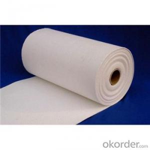 Ceramic Fiber Paper Standard Refractory Heat Insulation