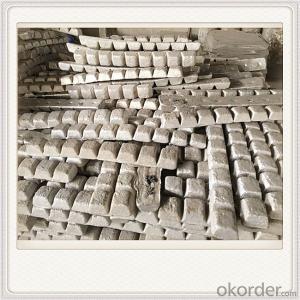 9983 Magnesium Alloy Ingot Plate Good Quality Ingot