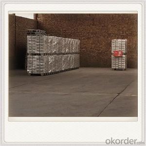 9982 Magnesium Alloy Ingot Plate Good Quality Ingot