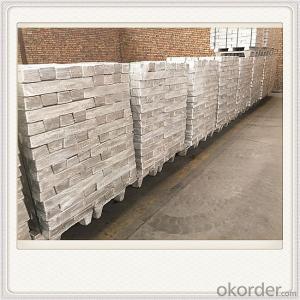 Mg99.92 Magnesium Alloy Ingot Plate Good Quality Ingot