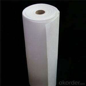 Ceramic Fiber Paper for Back-up Lining of Metal Troughs