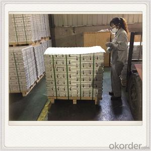 MG9995 Magnesium Alloy Ingot Plate Good Quality Ingot