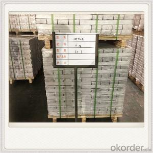 Pure Magnesium Alloy Ingot Plate Good Quality Ingot