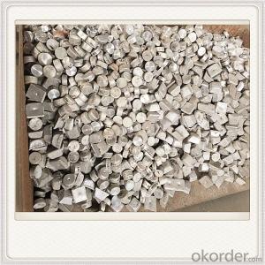 Mg99.91 Magnesium Alloy Ingot Plate Good Quality Ingot