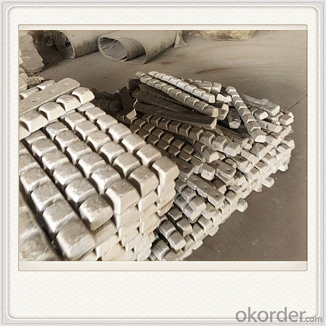 9981 Magnesium Alloy Ingot Plate Good Quality Ingot