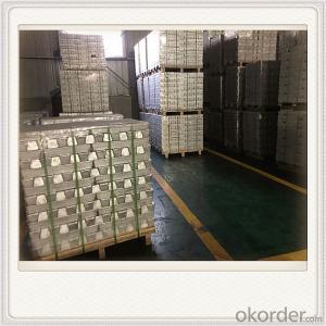 Purity MG9990 Magnesium Alloy Ingot Plate Good Quality Ingot