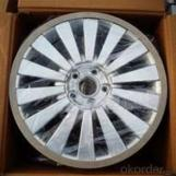 Aluminium Alloy Wheel for Best Pormance No. 1019