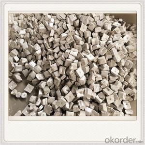 9990 Magnesium Alloy Ingot Plate Good Quality Ingot
