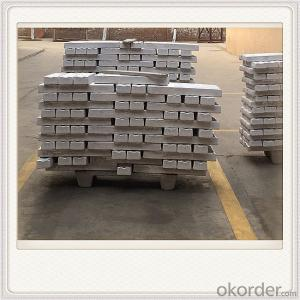 MG9990 Magnesium Alloy Ingot Plate Good Quality Ingot