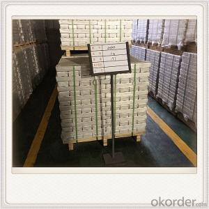 MG9980 Magnesium Alloy Ingot Plate Good Quality Ingot