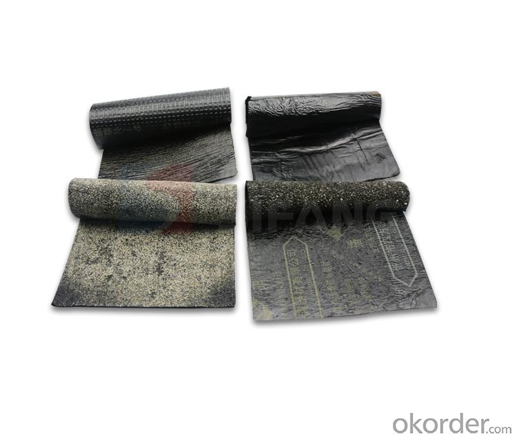 Elastomeric sbs Modified Bitumious waterproofing rolls  for basement or roof