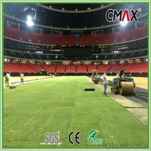 BTFSB-T-40Y bicolour Synthetic Grass for Indoor Futsal Court