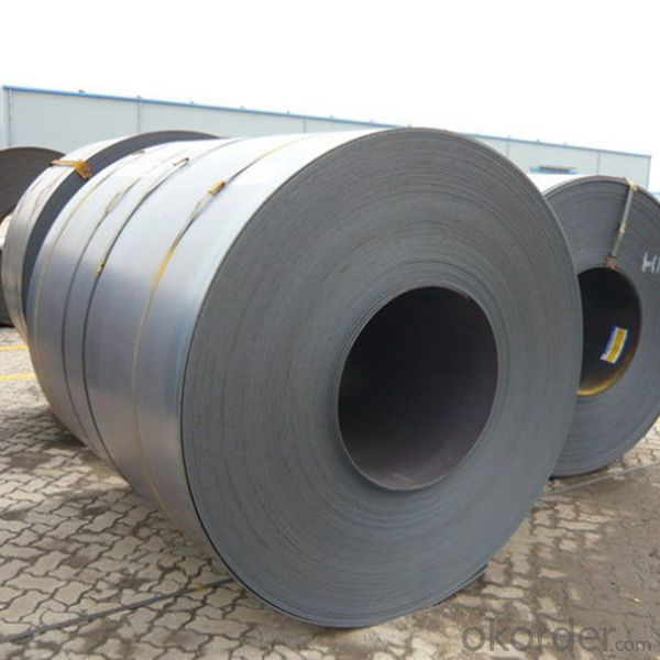 Steel Coils Hot Rolled Steel Q235 Made in China