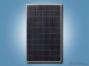 80-130W Solar Energy Products OEM Solar Modules