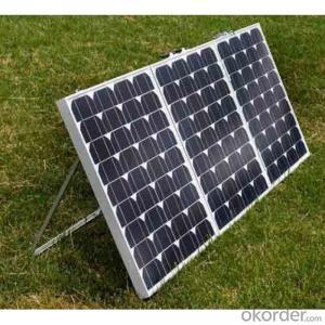 130-150W Solar Energy Products OEM Solar Modules