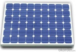 180W Solar Energy Products OEM Solar Modules