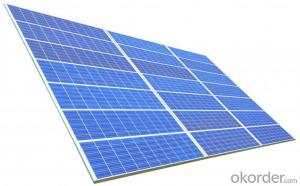 200W Solar Energy Products OEM Solar Modules