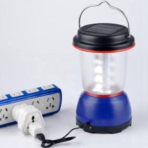 LED Camping Light  High-grade ABS Using Maintenance-free Battery JT-7046B