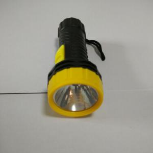 Long life span and  low power  led flash light