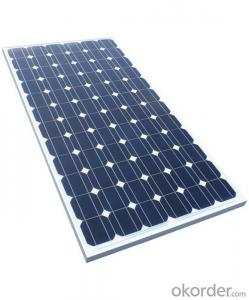200W Solar Energy Products OEM Solar Modules