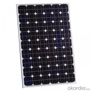 100W Solar Energy Products OEM Solar Modules