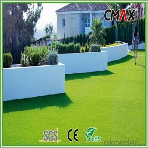 Oasis-37Y1 W Shape Football Fields Landscaping Grass