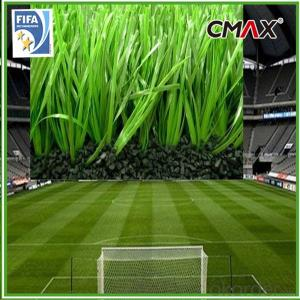 Indoor Futsal Court Synthetic Grass in Bicolor for Sport Field
