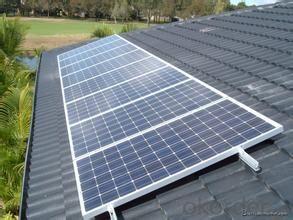 Mono Solar Panel 50W A Grade with Cheapest Price
