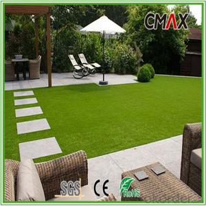 Oasis-25Y1 Thick Artificial Grass with W Shape