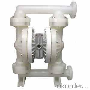 Air Diaphragm Pump Water Pump For Food Industry