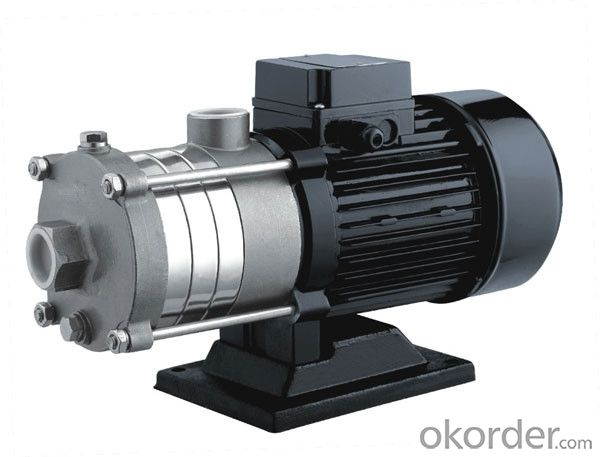 Multistage Stainless Steel Water Pump With High Quality