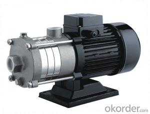 Horizontal Trype Multistage Centrifugal  Water Pump
