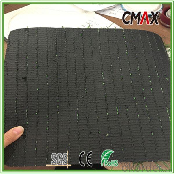 MTJ-50 Stem Shape Plastic Artificial Grass for Football Pitch