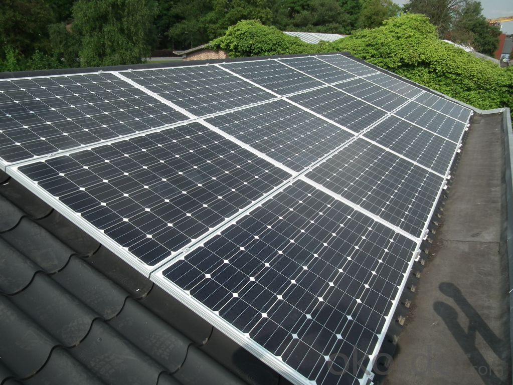Solar Panel Solar Module PV Solar With A Grade 120W
