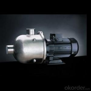 Horizontal Multistage Centrifugal Pump for Water Transfer