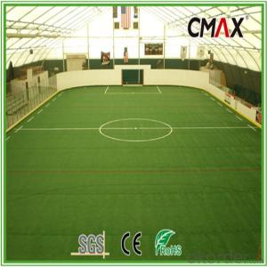 MTJ-50 Stem Shape Plastic Artificial Grass for Football Pitch