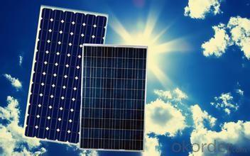 Mono Solar Panel 60W A Grade with Cheapest Price