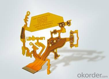 High quality 2 layer flex pcb, UL approved