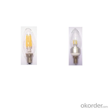 SAA,CE,CB LED Bulbs E14/E27/B15/B22 2000h