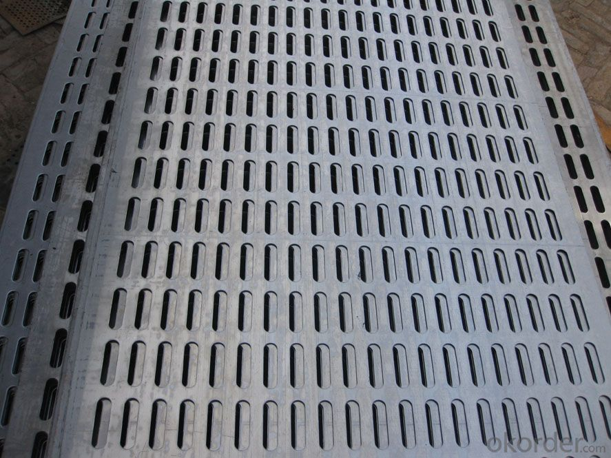 Stainless Perforated Metal Mesh/Punching Metal Sheet