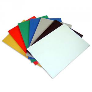 Environmentally Friendly PVC Foam Board Laminate Furniture Board PVC Co-extruded Foam Sheet