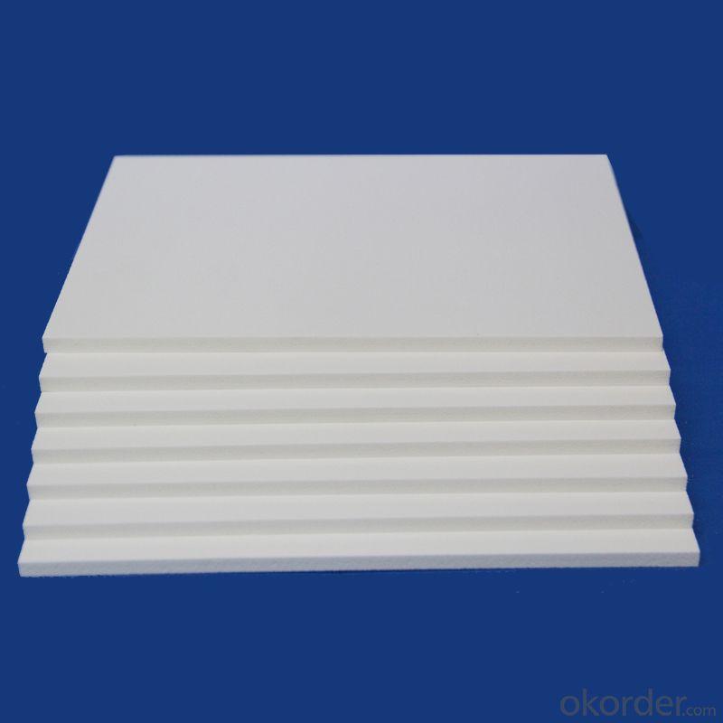 Light Weight PVC Foam Board PVC Celuka Board Plastic Forex Sheet