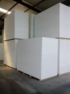 White  PVC Form Sheets Waterproof  Fireproof  2050*3050mm